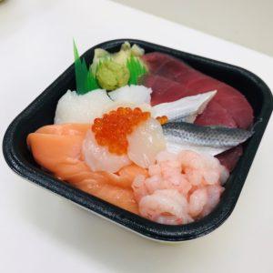 ★テイクアウト海鮮丼のレジ・調理補助スタッフ